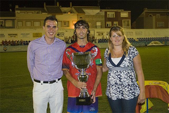 'Mazarrón C.F.' gana el 'I Primer Trofeo Bahía de Mazarrón', Foto 1