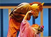 """Alquibla Teatro recrea """"El sueño de una noche de verano"""" de Shakespeare para el  público más joven"""