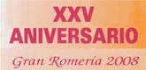 XXV Aniversario Gran Romería San Ginés de la Jara