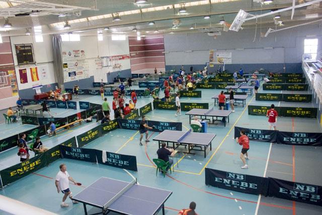 Celebrado el 'IV Open Internacional Tenis de Mesa' - 1, Foto 1