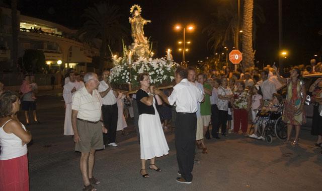 Bahía festeja el día de la Virgen, Foto 1