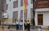 El Ayuntamiento de Puerto Lumbreras se suma al luto por las víctimas del accidente aéreo de Barajas