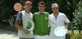 Primer titulo como entrenador ATP para el totanero Pedro Cánovas en Timisoara