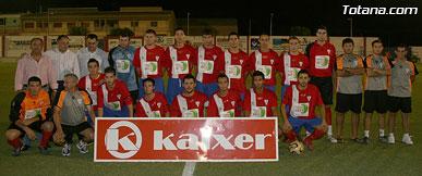 I Torneo de Fútbol 'Juan Cayuela'