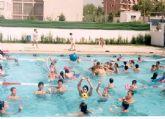 La campaña de natación de verano llega a su fin