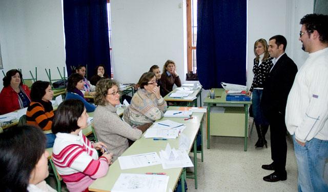 Un nuevo curso para personas que quieran acceder a un puesto de trabajo, Foto 1