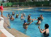 Clausura de las actividades acuáticas de verano