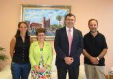 El Instituto de Vivienda y Suelo colabora con universidades europeas en la formación profesional de estudiantes