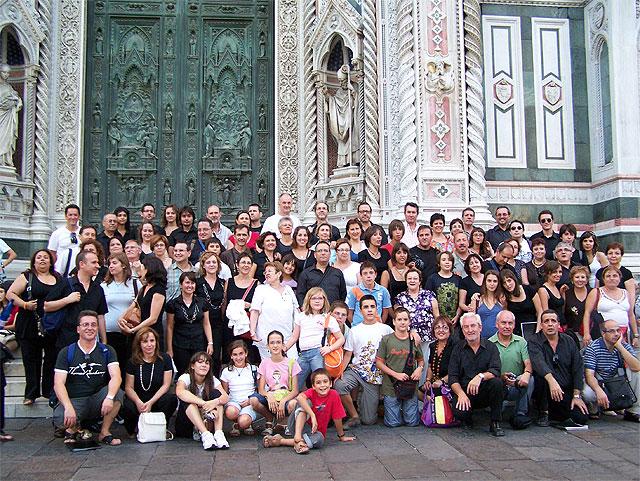 """La Coral Polifónica Municipal """"Hims Mola"""" ofreció dos conciertos en el Duomo de Florencia - 1, Foto 1"""