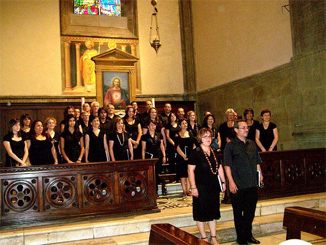 """La Coral Polifónica Municipal """"Hims Mola"""" ofreció dos conciertos en el Duomo de Florencia - 2, Foto 2"""