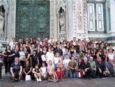 """La Coral Polifónica Municipal """"Hims Mola"""" ofreció dos conciertos en el Duomo de Florencia"""