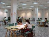 La sala de estudio de Mazarr�n ampl�a su horario de apertura