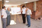 Se presenta el proyecto de reforma íntegra del Hogar del Pensionista de la calle 'Vicente Ruiz Llamas'