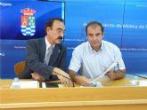 La gestora de cooperativas Unión Promotora llevará a cabo tres proyectos para la construcción de 215 viviendas de protección oficial en Molina de Segura