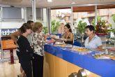 Este verano m�s de 30.000 personas, interesadas por el turismo en Mazarr�n