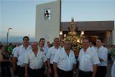 Los torreños acompañaron a la Patrona hasta su nuevo templo en la urbanización El Coto II