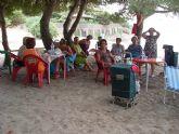"""Cerca de un millar de personas mayores han participado en el programa de viajes """"¡Vente a la playa!"""""""