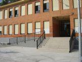 Finalizan las obras de reforma en los colegios de Las Torres de Cotillas