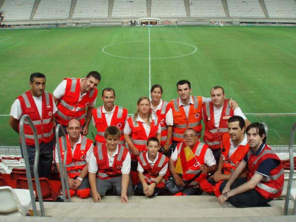 Cruz Roja Alhama también con la Selección, Foto 1