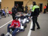 Cerca de 4.000 escolares del municipio se han formado en la Escuela de Educación Vial de la Policía Local