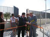 Medina inaugura en San Pedro del Pinatar  un un nuevo centro escolar de Infantil y Primaria con capacidad para 250 alumnos