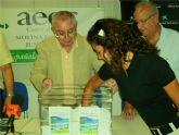El número 637 resulta ganador en el sorteo del II Crucero por la Vida organizado por la Junta Local de la Asociación Española Contra el Cáncer de Molina