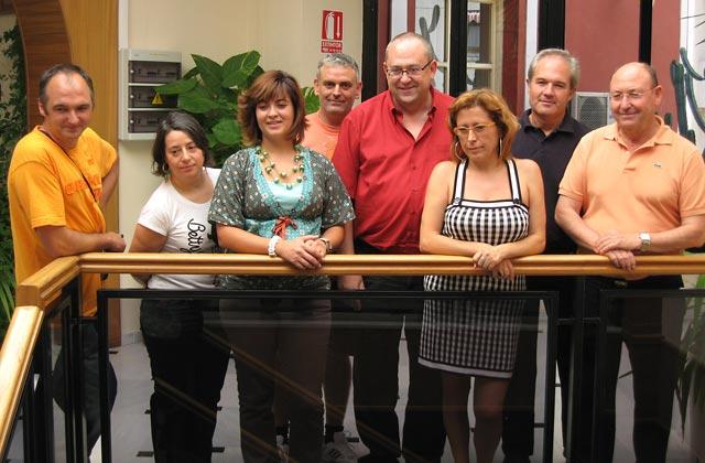 José María Cánovas Vera pregonará las Fiestas Patronales 2008, Foto 1