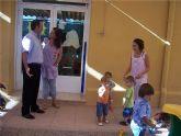 """Las escuelas infantiles """"Clara Campoamor"""" y """"Carmen Baró"""" y las aulas nuevas de la Escuela Infantil del Parral han comenzado hoy el curso escolar"""