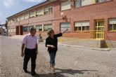 El colegio Purísima Concepción tendrá ocho aulas más de educación infantil y primaria