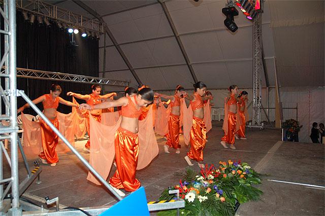 Este viernes 'Veladaz en el Castillo' con Vicente Santiago y las bailarinas de Terpsícore, Foto 2