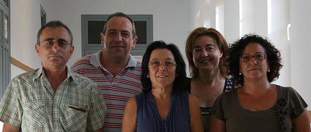 Maestros de Totana, Alhama y Puerto Lumbreras en Educared, Foto 2