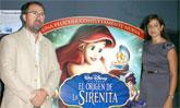 Desarrollo Sostenible y Disney montan varios talleres de eduación ambiental en la playa coincidiendo con el estreno de 'La Sirenita 3'