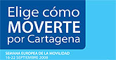 Cartagena, sin coches