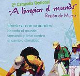 II Campaña Regional 'A limpiar el mundo'