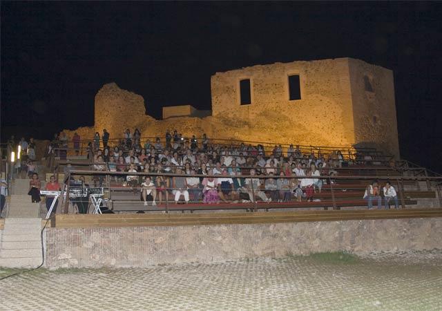 La guitarra española y la danza inundan de arte el Castillo de los Vélez, Foto 3