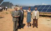 Los huertos solares de la Región de Murcia ya producen energía suficiente para abastecer a más de 100.000 viviendas