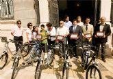 Cinco empresas e instituciones reciben el premio a la movilidad sostenible en Cartagena