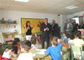 El nuevo colegio público Río Segura de Archena acoge a 270 escolares de Educación Infantil y Primaria