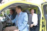 Nuevo vehículo para Protección Civil de Puerto Lumbreras