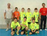 Presentación de los equipos del Club Alguazas Fútbol Sala para la Temporada 2008 / 2009