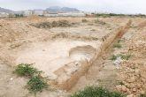 La Dirección General de Cultura realiza catas arqueológicas en el entorno del monumento funerario de Torreciega