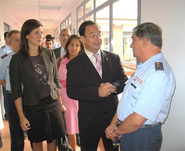 La Base Aérea de Alcantarilla dispone ya de un Centro de Atención a la Infancia - 1, Foto 1