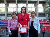 """Una alumna de la Universidad de Murcia obtiene una beca de prácticas """"Universia-Fernando Alonso"""""""