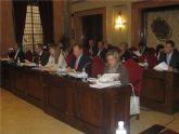 La Corporación Municipal acuerda exigir al Gobierno de la Nación una reforma urgente de la financiación local