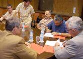 El Rectorado y la representación sindical de la Universidad de Murcia constituyen la Mesa de Negociación