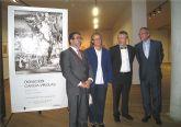 El Archivo Regional acoge dibujos de Alberti, Sorolla y Fortuny, entre otros, en la muestra 'Donación García Viñolas'
