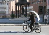 La concejalía de Energias Alternativas elevará al pleno una propuesta para dar luz verde al proyecto de préstamo de bicicletas