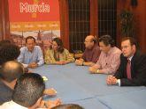 El Alcalde de Murcia expresa su satisfacción por el acuerdo alcanzado entre Latbus y USO
