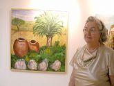 La ceramista Ida Carulla hará una demostración de su trabajo en el Mercado Artesano del Mar Menor que mañana se celebra en La Manga