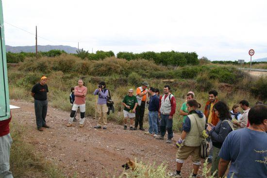 """Los voluntarios ambientales comenzaron la campaña """"Limpiar el Mundo 2008"""" limpiando la Rambla Celada, Foto 5"""